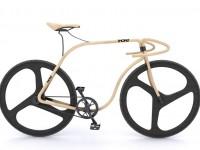 Le Thonet Concept Bike du designer Andy Martin se vend plus de 57 000$