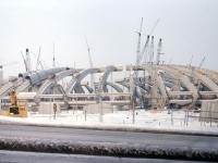 Il y a un peu plus de 40 ans, commençait la construction du Stade Olympique de Montréal