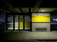 Des photos de l'Aéroport de Mirabel avant son démantèlement