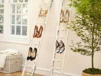 15 idées pour vous inspirer à utiliser des échelles en bois comme décoration