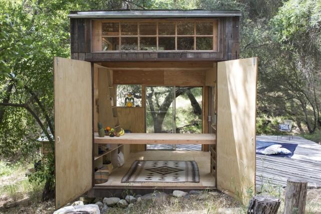Diy Small Log Cabin