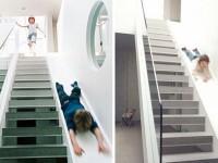 Plusieurs façons originales et pratiques de concevoir un escalier d'intérieur