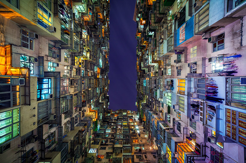 Une série de photos sur l'architecture urbaine et compacte de Hong Kong - Joli Joli ...