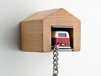 Support de clés pour les voitures Volkswagen