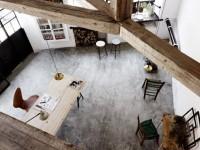 Un petit atelier transformé en charmante maison pouvant accueillir plus de 20 personnes en Grèce