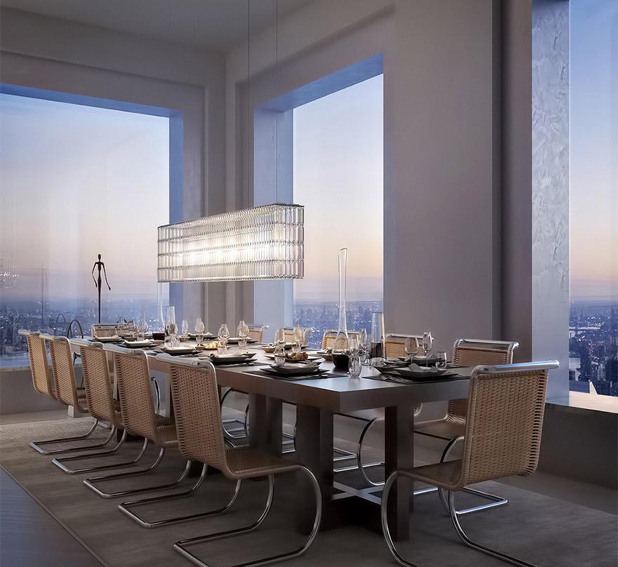 10 Manhattan Ave New York Ny 10025: Voici De Quoi A L'air Un Appartement De New York D'une