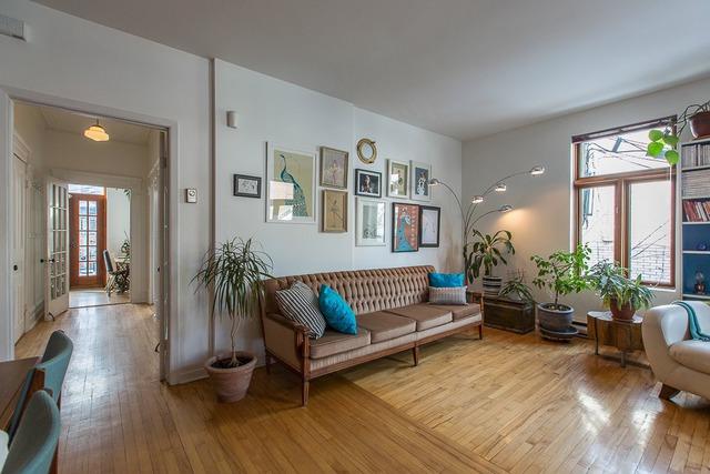 Un joli joli appartement vendre sur le plateau mont for Photo appartement design