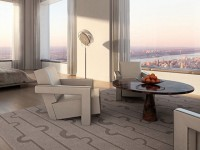 Voici de quoi a l'air un appartement de New York d'une valeur de 95 millions de dollars du projet 432 Park Avenue