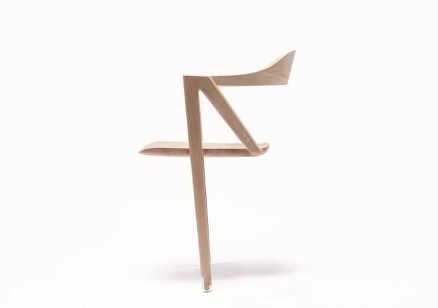 Une chaise 2 pattes pour contrer l 39 inactivit joli for Architecture equilibre