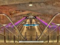 Les plus impressionnantes stations de métro au monde