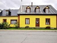 Une charmante maison jaune en vente pour 69 000$ à 30 minutes de Trois-Rivières