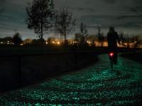 La ville de Toronto pourrait bientôt se doter d'une piste cyclable s'illuminant la nuit venue