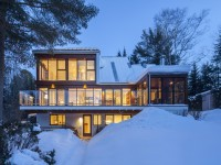 Un réaménagement complet pour le projet Cabane 217 – Transformer une charmante maison pour s'épouser à son environnement