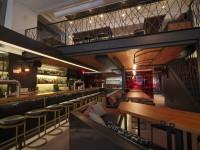 Le restaurant Rosewood situé dans le Vieux-Montréal – Un joli design intérieur fait par l'agence MOTIF
