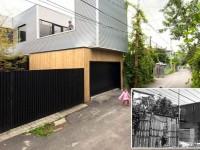 La Maison de Gaspé dans le quartier Villeray – Transformer un duplex en une maison unifamiliale