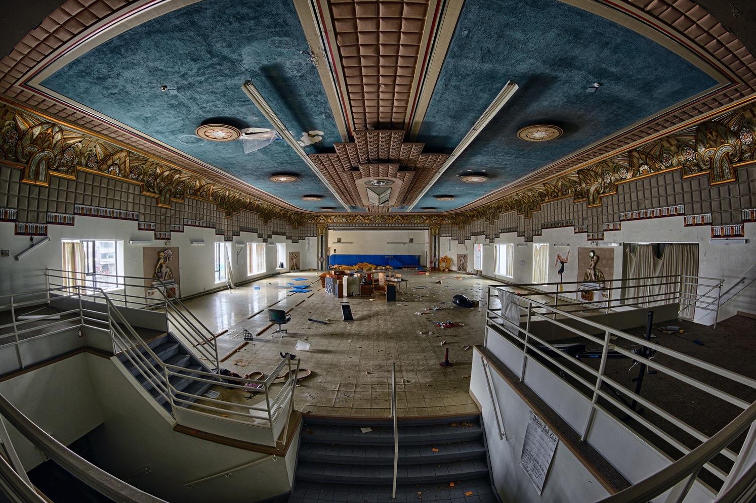 Des superbes photos de l 39 int rieur du th tre snowdon for Decorateur interieur montreal