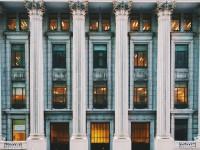 Une série de photos sur les magnifiques colonnes de Montréal par Drowster