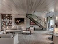 La maison Chic au Naturel située à Magog en Estrie fait rêver par ses multiples utilisations du bois