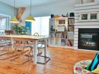 Une charmante maison à vendre située à 45 minutes de Montréal