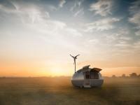 Écocapsule – Une petite maison portative pour répondre à vos besoins lors de vos grandes aventures
