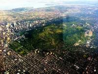 Une photo à couper le souffle qui montre l'étendue du Mont-Royal