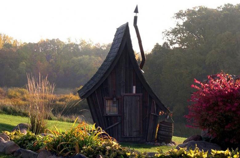 Il con oit des petites maisons tout droit sorties de - Recherche petite maison a louer avec jardin ...