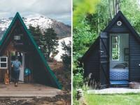 15 micromaisons à l'architecture triangulaire qui font rêver