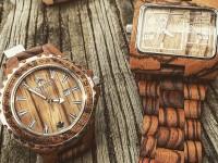 L'entreprise canadienne Konifer conçoit de très jolies montres et lunettes en bois de façon écoresponsable
