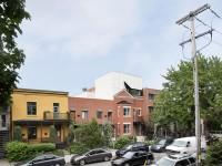 L'Habitation Waverly située dans le Mile End – Un agrandissement qui se distingue par son articulation contemporaine