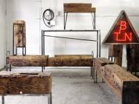 L'atelier québécois By the North – L'art de créer de splendides meubles et accesoires avec le bois d'une forêt familiale située dans les Cantons-de-l'Est