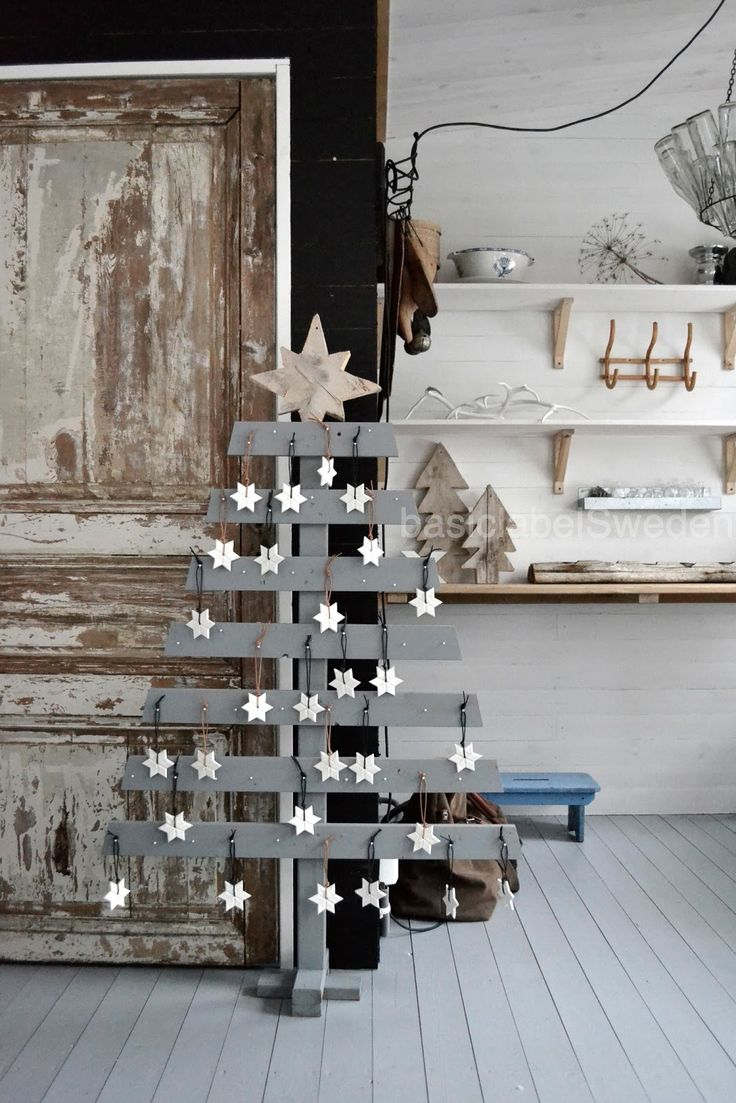 25 inspirations pour faire un sapin de no l avec des branches for Architecture 54