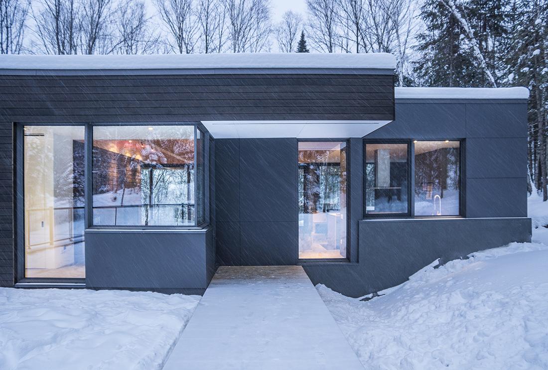 La maison le refuge des hauteurs au coeur de la for t de for La maison design