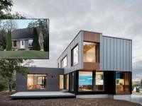 La superbe Résidence du BIC à Rimouski – Une transformation complète d'une petite maison