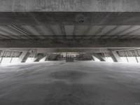 Des photos impressionnantes de l'intérieur de la tour du Stade olympique