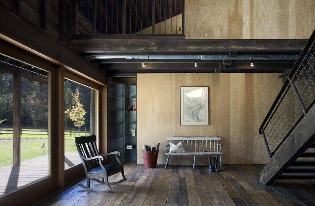 Small Kitchen Designs Inside Of A Garage