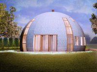 L'étonnant igloo russe en bois