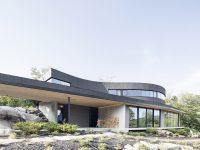 Chef-d'œuvre d'architecture LEED dans les Laurentides