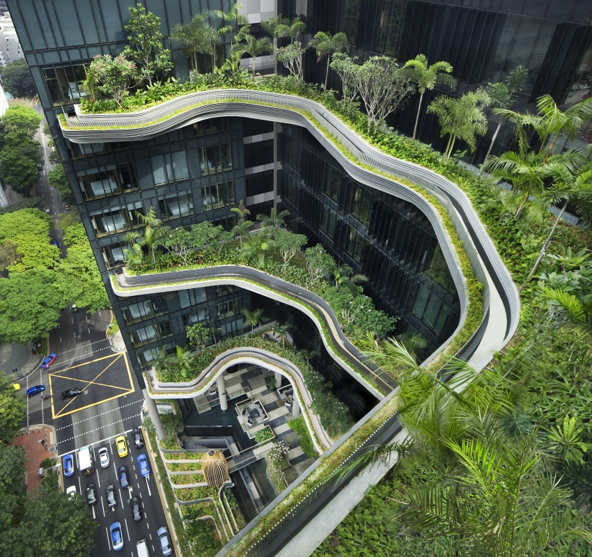 hotel-design-architecture- park-royal-singapor 07