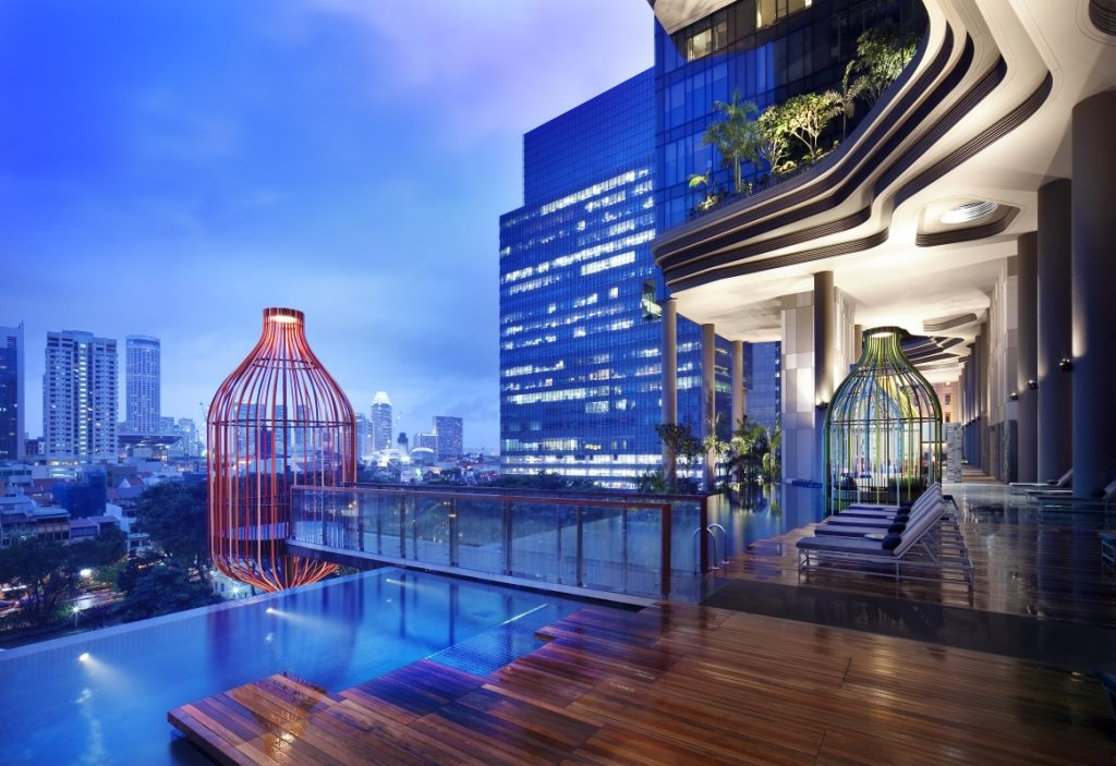 hotel-design-architecture- park-royal-singapor 10