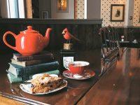 Prendre le thé à Montréal comme si on était au palais de Buckingham