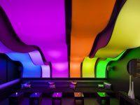 Le coloré et ultra moderne Wunderbar de l'hôtel W s'inspire du meilleur de Montréal