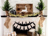 15 décorations inspirantes pour un foyer des fêtes des plus chaleureux!