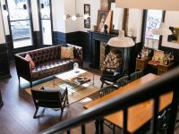La plus belle maison ancestrale de Toronto a été rénovée et est maintenant le bureau du collectif Mile Inn. On l'avoue : on est jaloux!