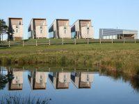 De mignons cottages modernes à louer au cœur d'un site historique en Nouvelle-Écosse