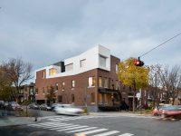 Les résidences Dandurand : un duplex de 1920 transformé en de somptueux condos dans Rosemont-La-Petite-Patrie