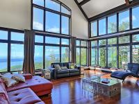 Cette incroyable demeure avec une vue sur le Massif de Charlevoix est maintenant en vente