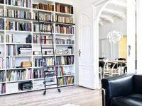 20 idées de bibliothèques originales qu'on a envie de se construire dès maintenant