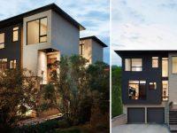 La lumineuse résidence Westboro rend tout le monde jaloux avec sa cour intérieure