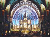 AURA : La nouvelle expérience visuelle à absolument voir à la Basilique Notre-Dame en 2017