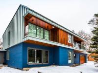 La transformation de ce bungalow des années '50 est plus qu'impressionnante! (avant-après)